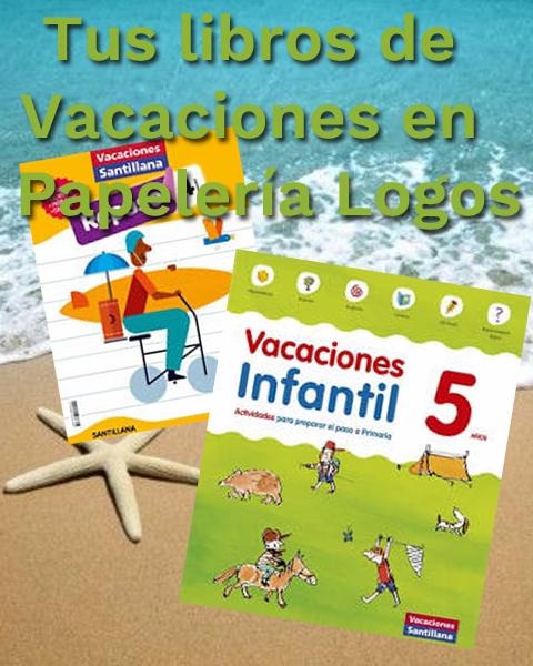 Libros de Vacaciones